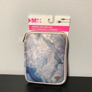 Nordstrom charger and cord case